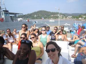 Samana Boat