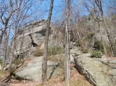 Rocks and more rocks