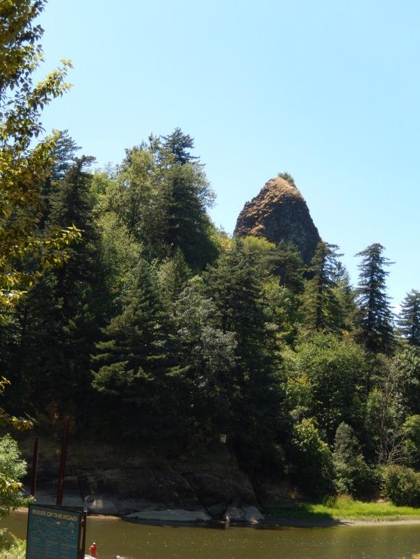 The state park's namesake