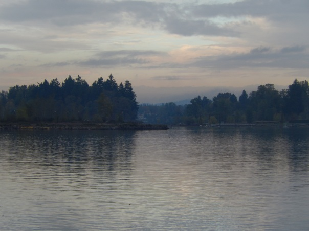 Willamette River Walking