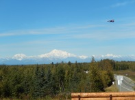The big boys just before Talkeetna